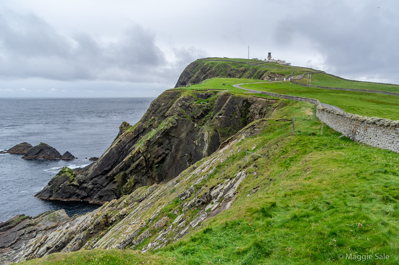 Sumburgh Lighthouse, South Mainland