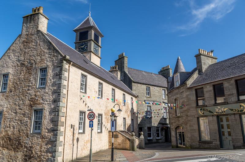 Lerwick Old Town
