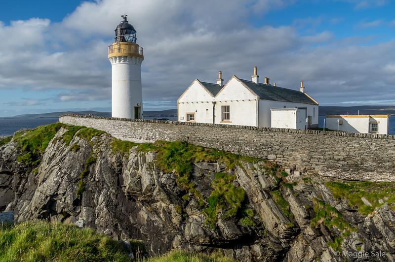 Bressay Lighthouse, Island of Bressay