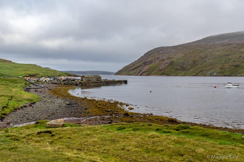 Ronas Voe (fjord), Northmavine