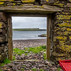 Abandoned fishing bothy, Stenness, Northmavine