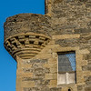 Scalloway Castle detail, Central Mainland