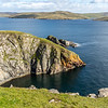 Headland walk at Hillswick, Northmavine.