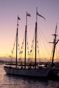 Tall Ship, San Diego, CA. ©JLCramerPhotography 2008