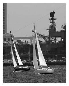Port of San Diego, CA.  ©JLCramerPhotography 2008