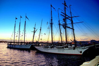 Tall Ships, San Diego, CA.  ©JLCramerPhotography 2008