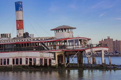 Binghamton Ferry Boat - Edgewater, New Jersey