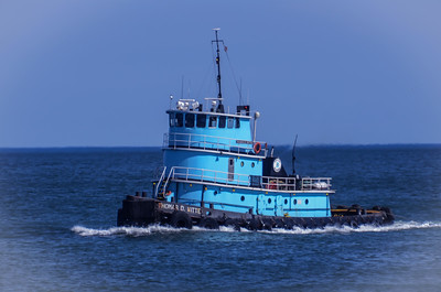 Tug Boat at Point Pleasant