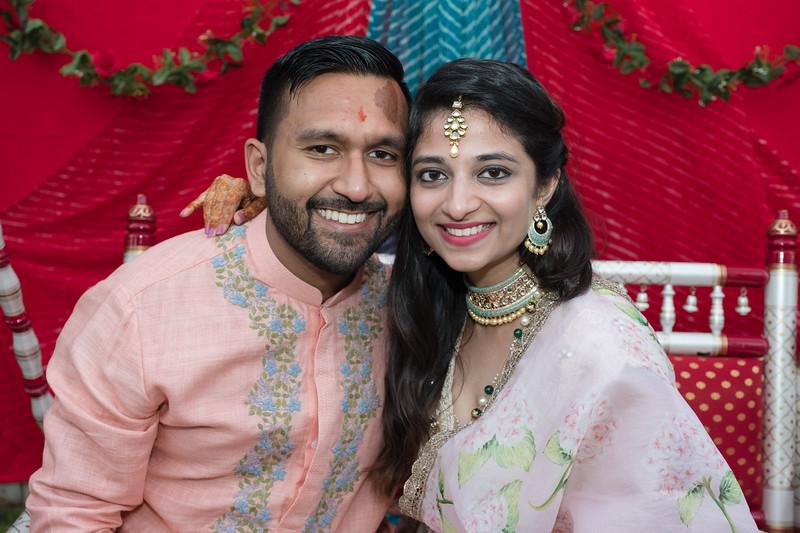 Shivam and Ananya Wedding - Day 1