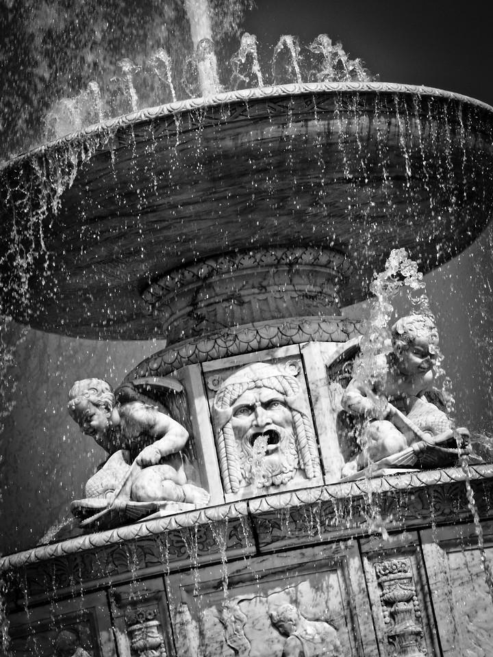 Scott Fountain on Belle Isle<br /> Detroit, MI