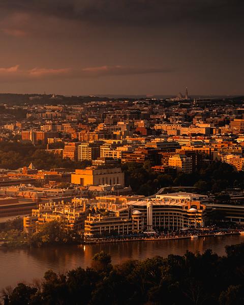 Georgetown Glow