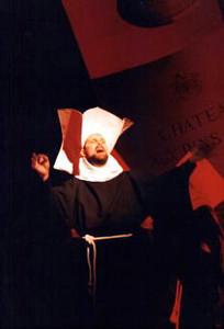 Drunken Nun