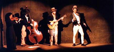 Ballad singers