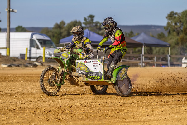 2018 Sidecar Cross Spectacular