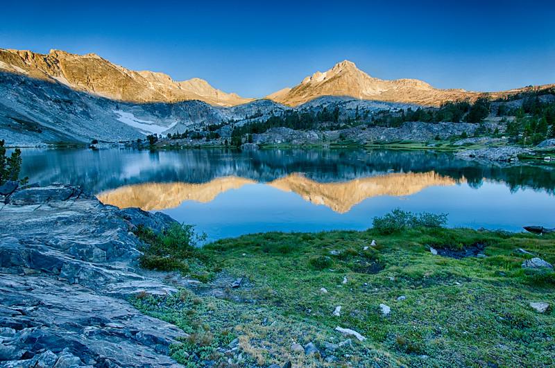 Greenstone Lake Reflections