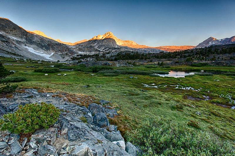 North Peak, First Light