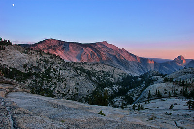 """Granite Moonscape"" - Yosemite National Park, CA"