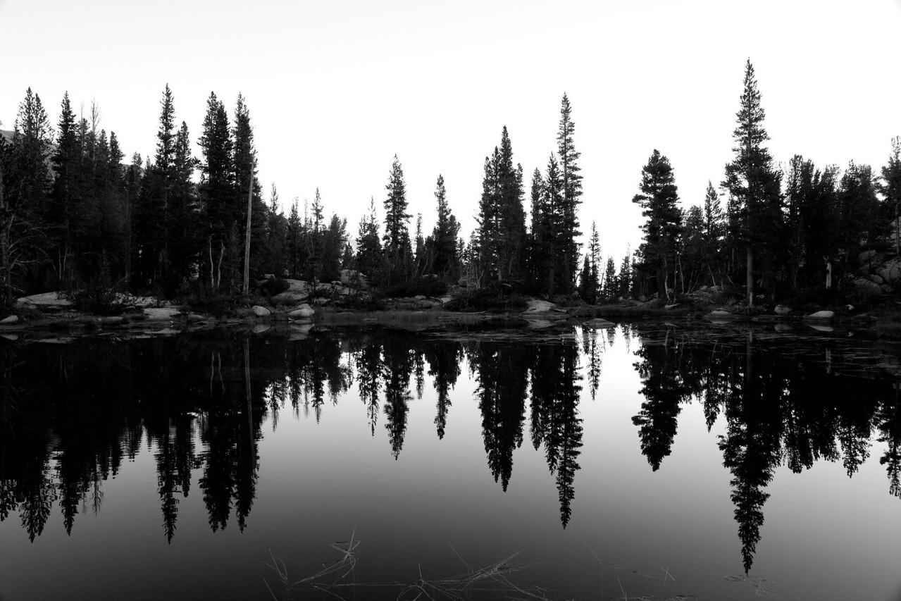 Regina Basin, Eastern Sierras