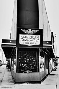 American Coney Island in Detroit, Michigan