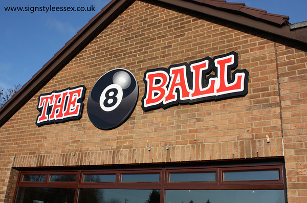 The 8 Ball Diner  A12 Northbound Witham Essex