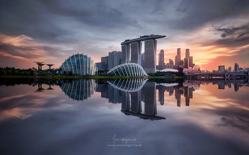 Marina Sands Bay - Singapore