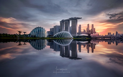 Marina Sands Bay - Singapore