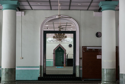 The Jamae Mosque