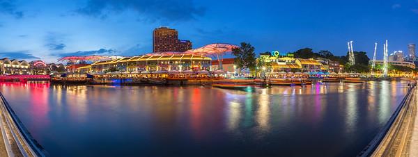 Clark Quay, Singapore