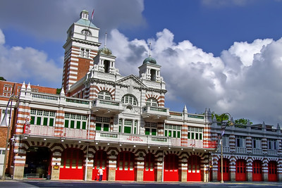 Hill Street Fire Station, Singapore