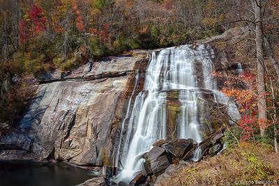 Rainbow Falls, NC
