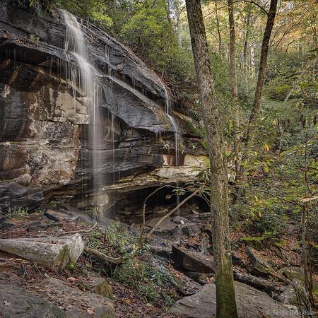 Slick Rock Falls, NC