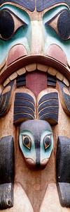 Totem in Totem Park