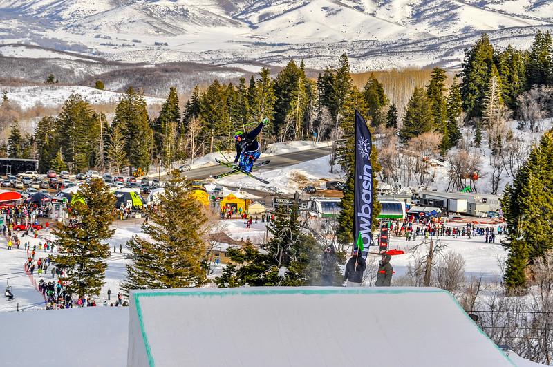 High Flyer at Snowbasin
