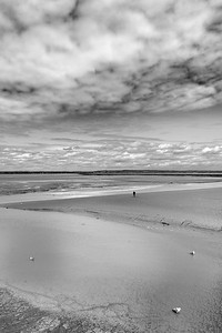 Low Tide - Le Mont-Saint-Michel, France - August 14, 2018