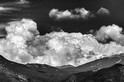 Clouds - Groppo San Pietro, Massa-Carrara, Italy - July 15, 2018