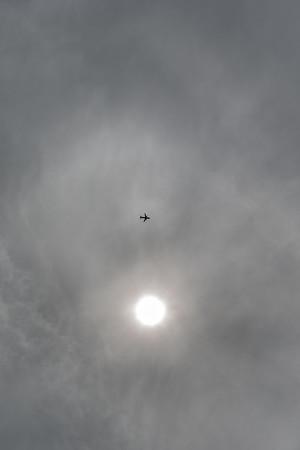 Plane - Crevalcore, Bologna, Italy - June 18, 2015