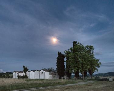 Cemetery - Casola Querciola, Viano, Reggio Emilia, Italy - June 18, 2016