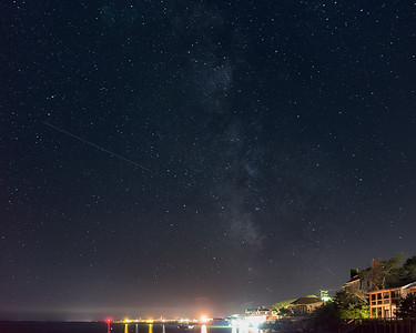 Milky Way - Provincetown, Massachusetts, USA - August 13, 2015