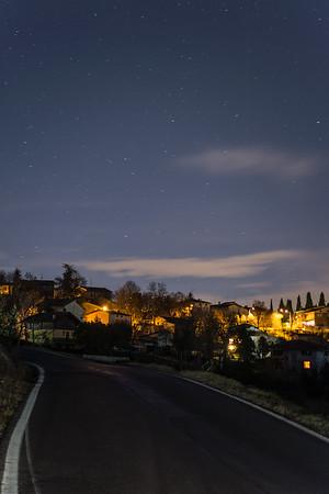 Ca' Bertacchi - Viano, Reggio Emilia, Italy - January 4, 2013