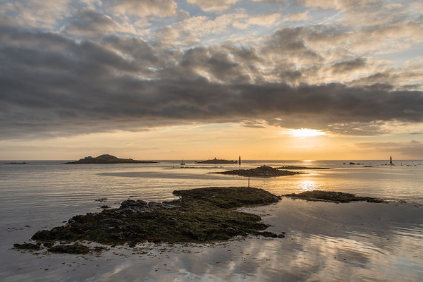 Sunrise - Roscoff, France - August 17, 2018