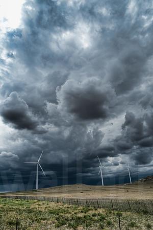 Windmills 003 | Wall Art Resource