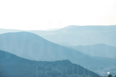 Misty Mountains 004 | Wall Art Resource