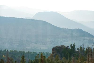Misty Mountains 005 | Wall Art Resource