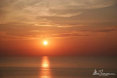 Benton Harbor Sunset