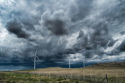 Windmills 004 | Wall Art Resource