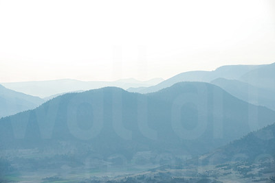 Misty Mountains 002 | Wall Art Resource