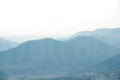 Misty Mountains 002 | Wall Art Resource