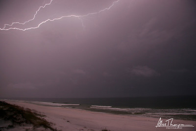 Storm at Seagrove Beach - Florida