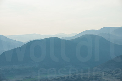 Misty Mountains 001 | Wall Art Resource