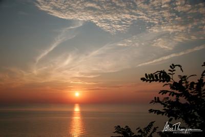 Sunset - Benton Harbor, Michigan